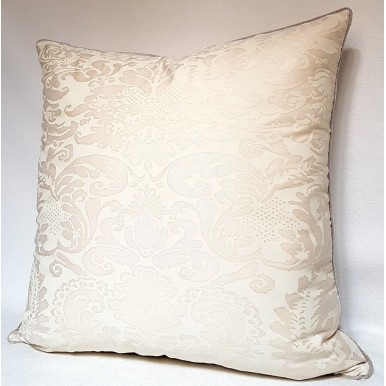 Fortuny Fabric Pillow Case No Color Corone Pattern