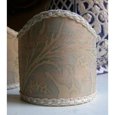 Ventolina per Applique in Tessuto Fortuny Lucrezia Driftwood